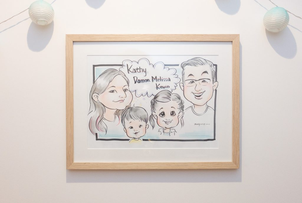 Wooden Framed Print Great Mother's Day gift