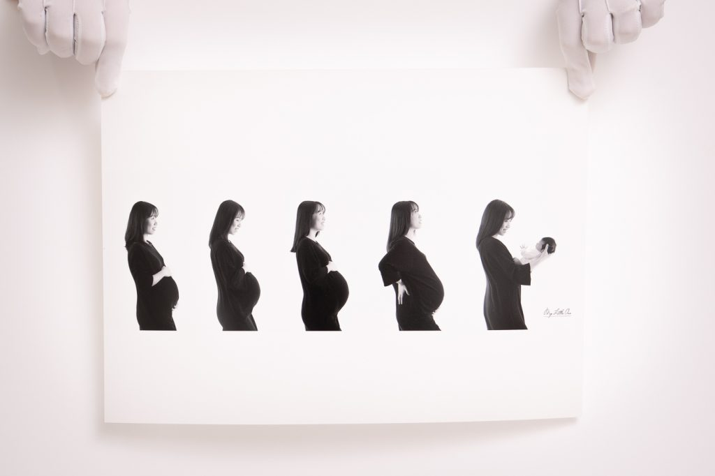 Maternity Progression Photography