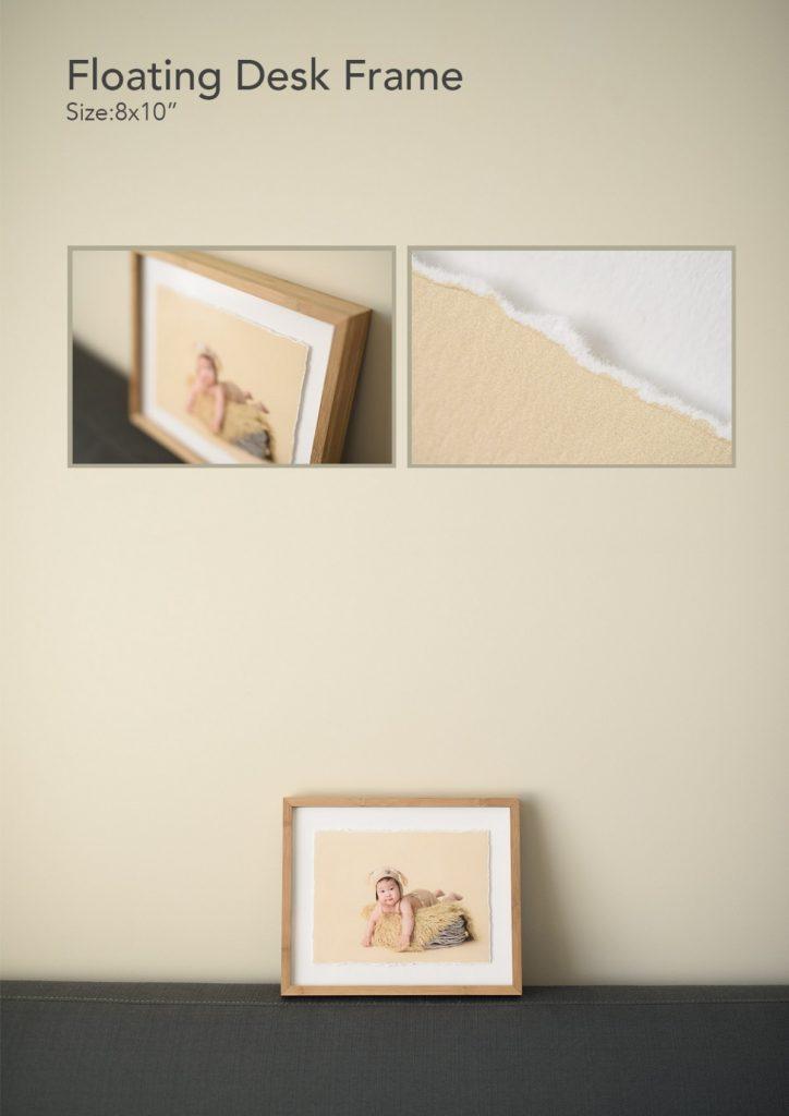 1.Floating Desk Frame A4@0,5x