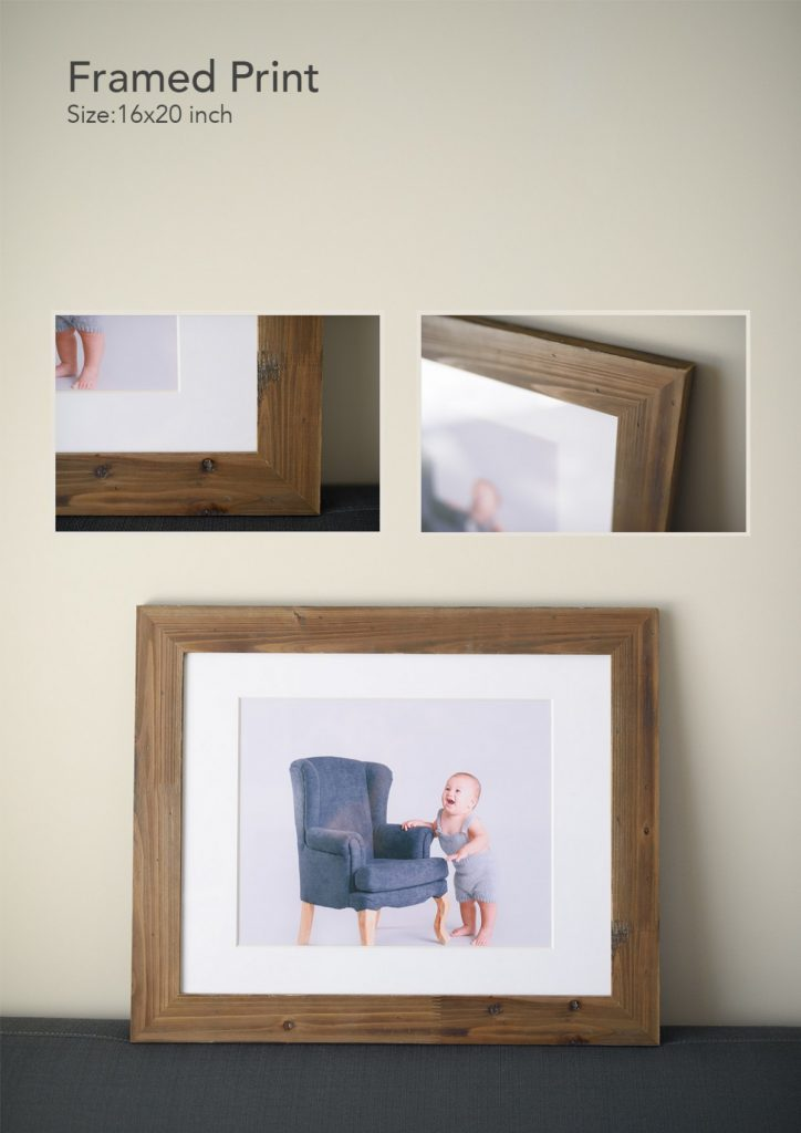 2.Rustic Frame A4@0,5x